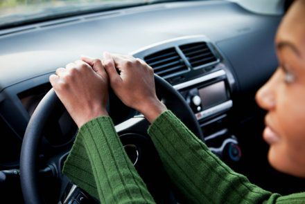 When you children get behind the wheel, you must consider paying for everything from driving school to higher maintenance costs. (ISTOCKPHOTO)
